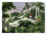 Babylon's Hanging Gardens  One of the Seven Wonders of the Ancient World