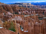 Amphitheatre of Bryce Canyon National Park at Bryce Canyon