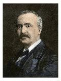 Archaeologist Henry Schliemann