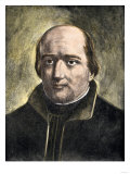 Father Marquette, Giclee Print