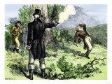 Alexander Hamilton Killed in a Duel with Aaron Burr  1804