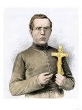 Father Damien  Missionary to the Leper Colony in Hawaii  1800s