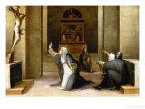 Saint Catherine Receiving the Stigmata