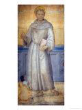 Saint Anthony of Padua and a Devotee