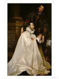 Juliano Romero and His Patron Saint