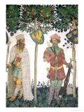 Braves and Heroines Series: King David and Judas Maccabeus