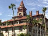Flagler College  Formerly the Hotel Ponce De Leon  Saint Augustine  Florida