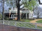 Monticello  Thomas Jefferson's Home in Charlottesville  Virginia