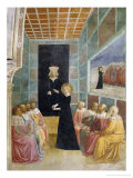 Scenes from the Life of St Catherine: Saint Catherine's Disputation with the Philosophers