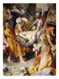 Trasporto Di Cristo Al Sepolcro