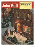 John Bull  Seasons Children Winter Magazine  UK  1950