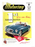 MG Convertibles  UK  1950