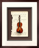 *Exclusive* Miniature Instruments - Violin
