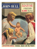 John Bull  Babies Baths Bathrooms Magazine  UK  1950