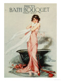 Price's Bath Bouquet  UK  1920
