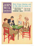 John Bull  Games Cards Bridge Magazine  UK  1950