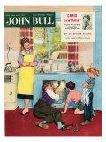 John Bull  Plumbers Plumbing DIY Mending Kitchens Sinks Magazine  UK  1950