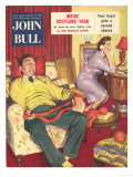 John Bull  Sleep Sleeping Knitt Magazine  UK  1950