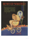 Babies Prams Heywood-Wakefield Baby  USA  1920
