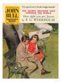 John Bull  Dating Parks Benches Magazine  UK  1950