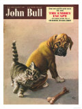 John Bull  Bones Magazine  UK  1950