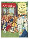 John Bull  Cricket Magazine  UK  1950