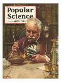 Popular Science  Covers Magazine  USA  1920