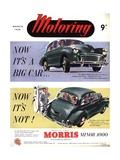Morris Minor  UK  1950