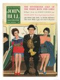 John Bull  Gents Routemasters Magazine  UK  1950