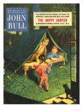John Bull  Holiday Tents  Camping Adventures Magazine  UK  1950