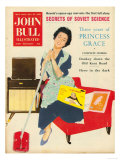 John Bull  Housewives Cleaning Products Magazine  UK  1959