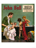 John Bull  Bathtime Magazine  UK  1949