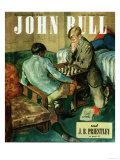 John Bull  Chess Board Games Magazine  UK  1946