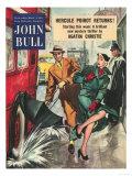John Bull  Chivalry Manners Magazine  UK  1950