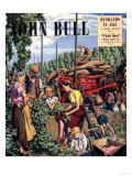 John Bull  Farming Hops Magazine  UK  1948