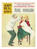 John Bull  Covers Magazine  UK  1958
