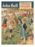John Bull  Conkers Games Magazine  UK  1950