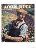 John Bull  Farming Tractors Magazine  UK  1946