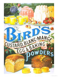 Bird's  Custard Blancmange  UK  1920