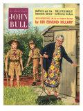John Bull  Bob a Job Sheds Boy Scouts Magazine  UK  1950
