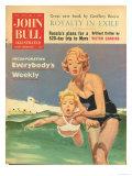 John Bull  Holiday Swimming Lessons Magazine  UK  1950