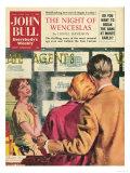 John Bull  Property Estate Agents Flat Hunting  Buying a New Home Magazine  UK  1959