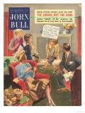 John Bull  Birthdays Magazine  UK  1950
