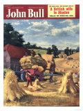 John Bull  Farming Harvesting Magazine  UK  1951