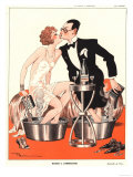 Le Sourire  Glamour Sore Feet  Ache Magazine  France  1930