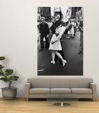 Kissing the War Goodbye  Times Square  May 8th  1945