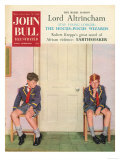 John Bull  Schools Magazine  UK  1950