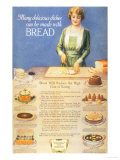 Bakers Bread  USA  1910