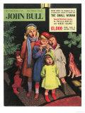 John Bull  Carol Singers Magazine  UK  1950
