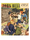 John Bull  Children Boxing Magazine  UK  1948